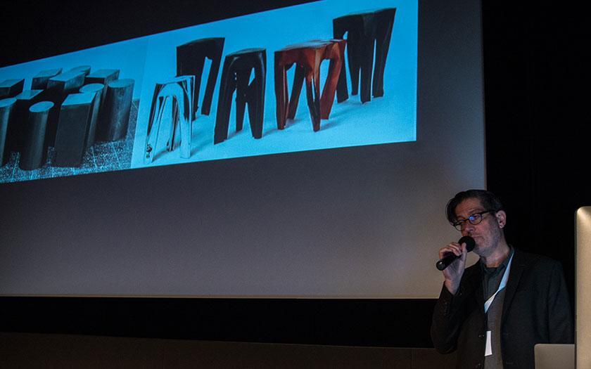 Adi Stern at GRANSHAN Conference 2017