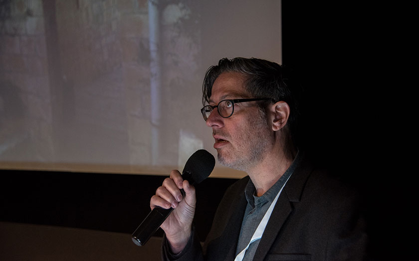 Adi Stern at GRANSHAN Conference 2017