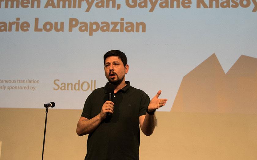 Aram Gyumishyan
