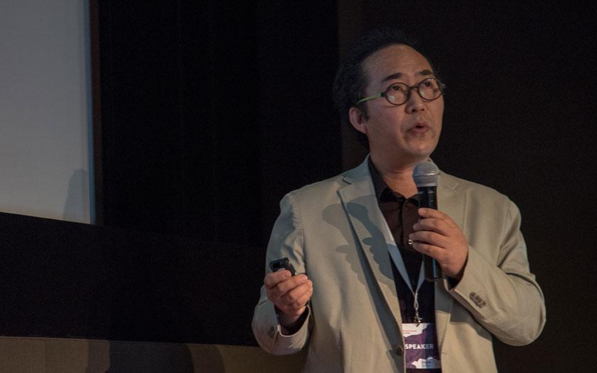 Chang SIk Kim at GRANSHAN Conference 2017