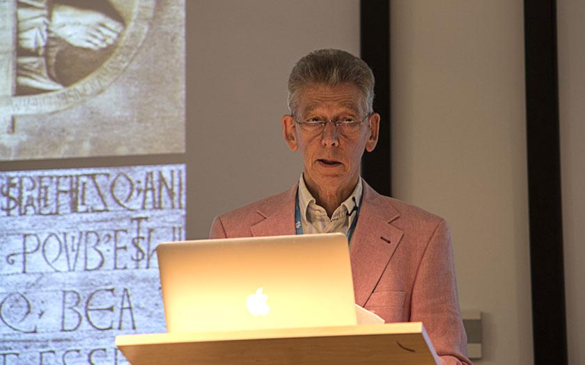 Gerard Unger at GRANSHAN Conference 2015