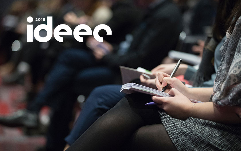 ideec is a free conference in San José