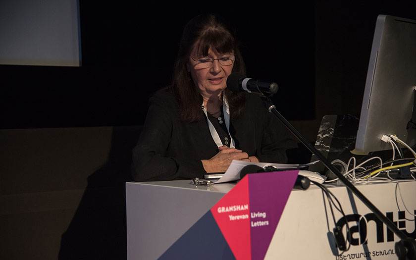 Fiona Ross at GRANSHAN Conference 2017