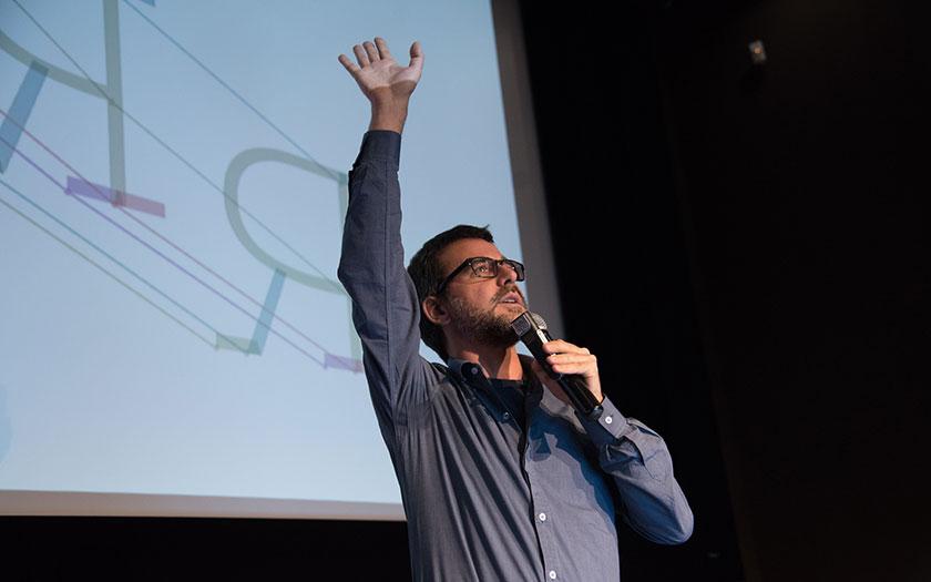 Rainer Erich Scheichelbauer at GRANSHAN 2017