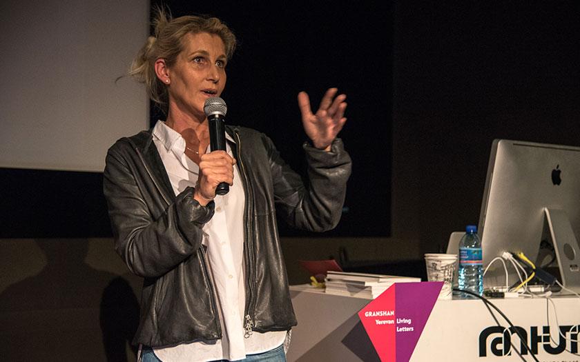 Susanne Zippel at GRANSHAN conference 2017